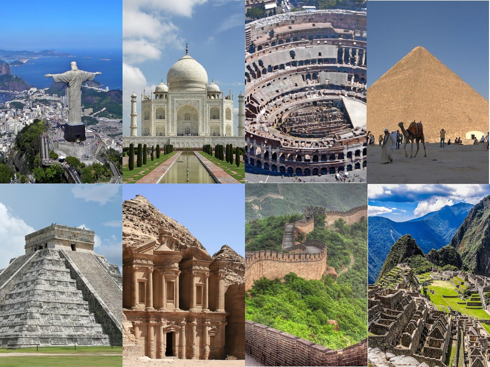 Essay on seven wonders of the world