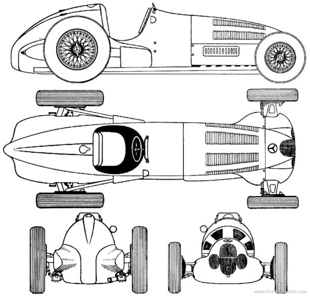 outline | draw... | Pinterest | Technische zeichnung, Automobil und ...