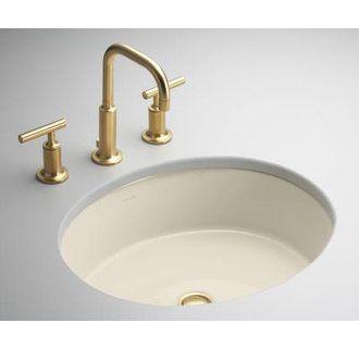 Verticyl 17 Undermount Bathroom Sink With Overflow Undermount Bathroom Sink Bathroom Sink Sink
