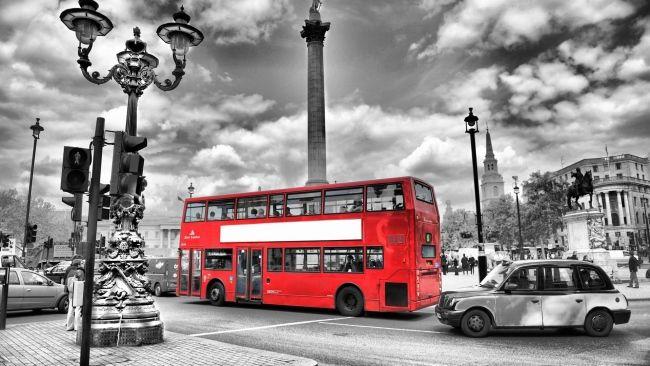 Fond D Ecran Hd Rue Londres Noir Et Blanc Images Et Photos Noir Et Blanc Bus Londres Photo Noir Et Blanc