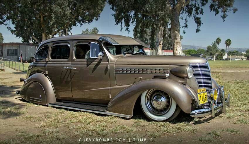 38 Chevy Cool Old Cars Custom Cars Paint Classic Cars Vintage
