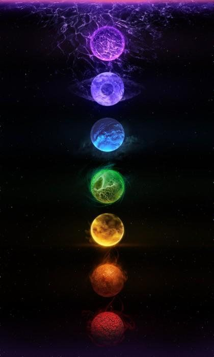 Chakra energy body psychic reading