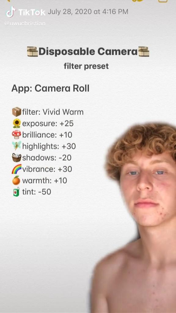 Disposable Camera Filter Video Photo Editing Photo Editing Techniques Instagram Photo Editing