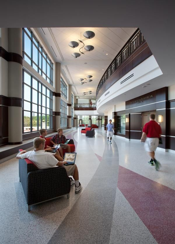 Chaminade College Preparatory School St Louis MO Swift Lounge Seating In Collaborative