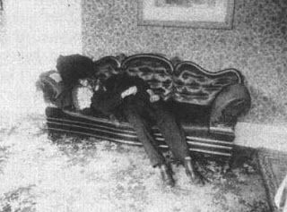 Andrew Jackson Borden, murdered August 4, 1892 in Fall River, MA.  Ghost Adventures, Borden House.