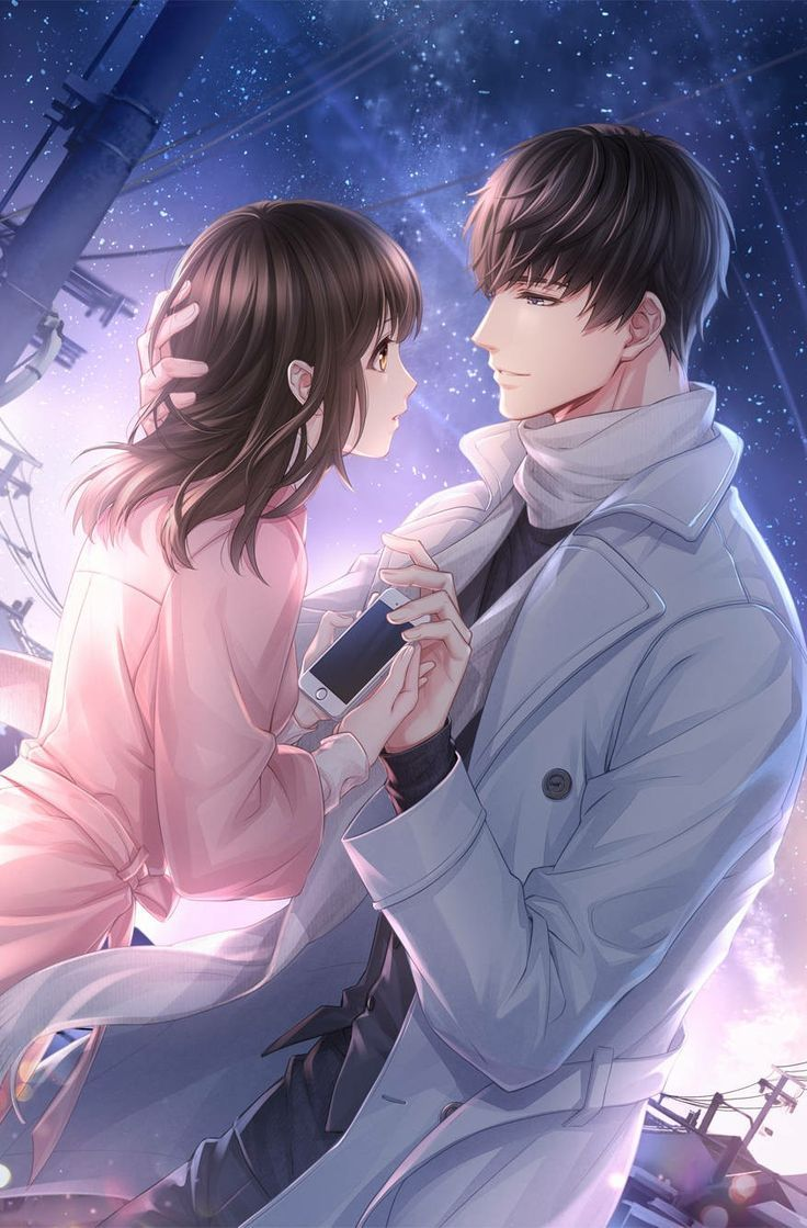 Hứa Mặc, Hứa Mặc Hứa Mặc..., animecouples Hứa Mặc Check