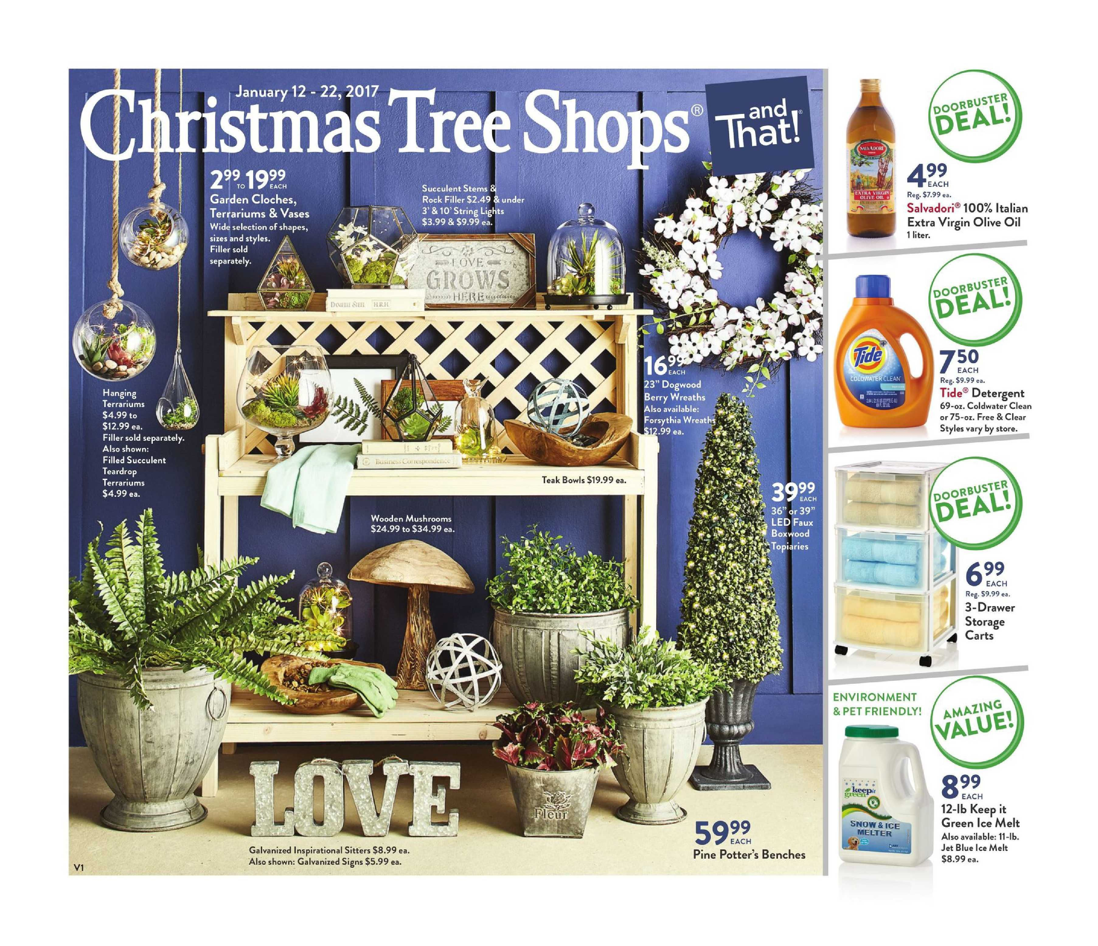 Christmas Tree Shops Circular Flyer June 21   July Do You Know Whatu0027s In  And Whatu0027s Hot In The Christmas Tree Shops For This Week?