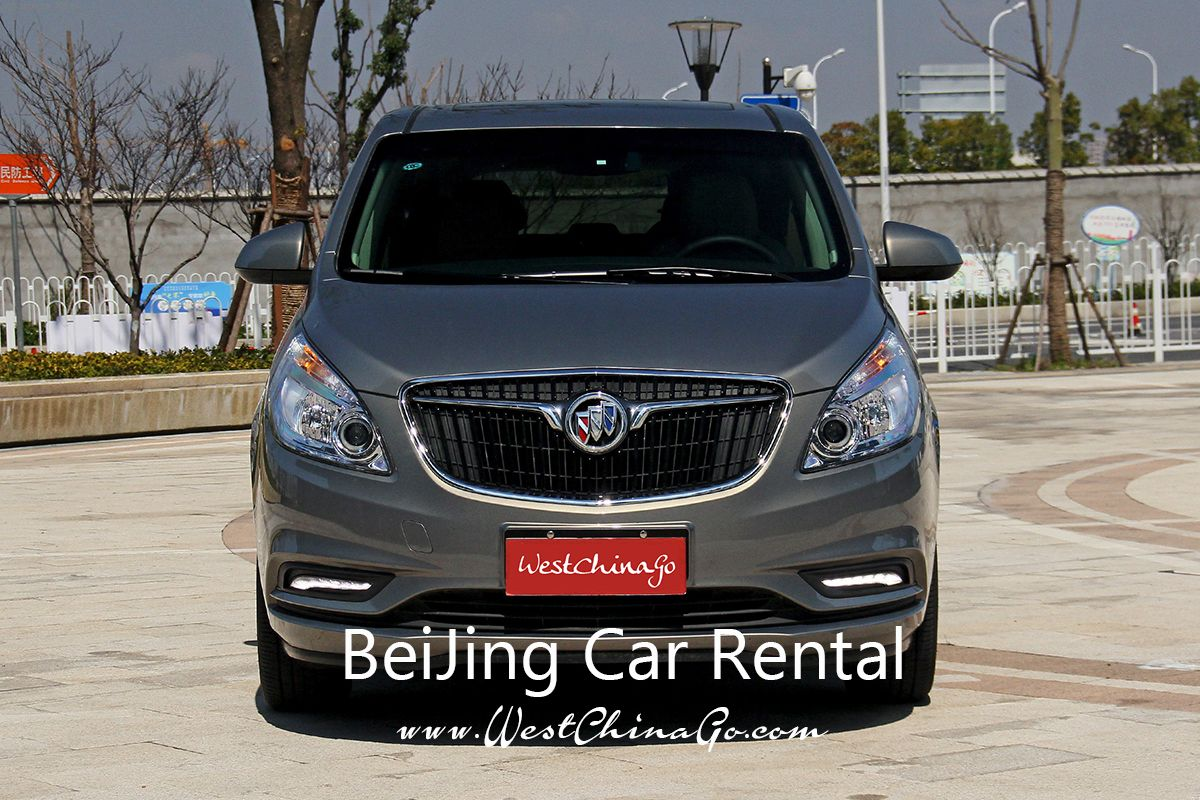 beijing Car Rental with driver
