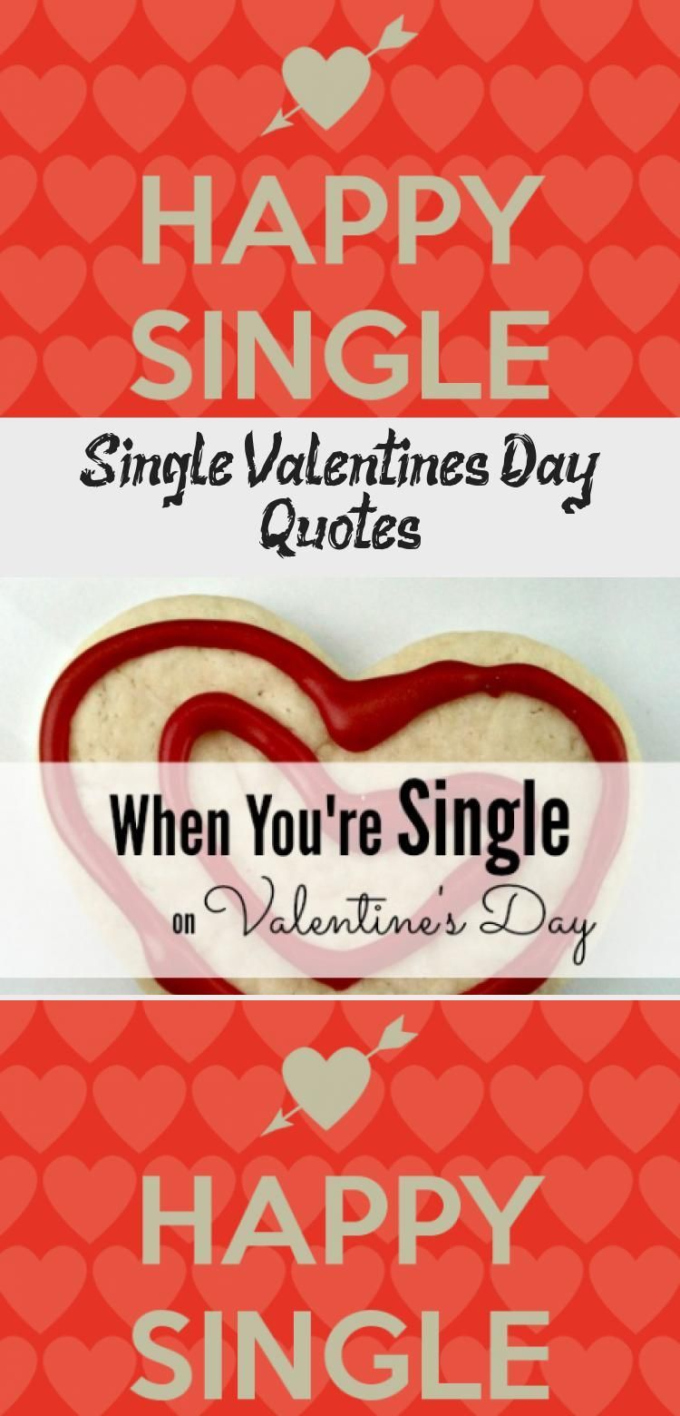 Positive Single Valentines Day Quotes