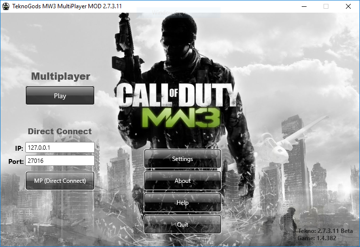 How to Play Teknogods MW3 Call of Duty Free Online