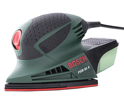 Fregadora mouse Bosch PSM80A 80W (Leroy Merlin, 49,95 €)