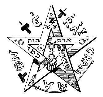 Cuarzo Mistico Significado Del Pentagrama Esoterico
