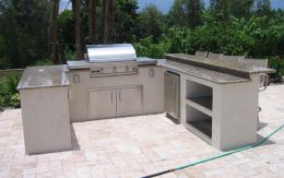 How to build an outdoor kitchen, Part Two #backyardremodel