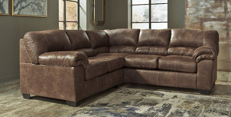 Best Ashley Furniture 12000 55 67 2 Pc Bladen Coffee Fabric 400 x 300