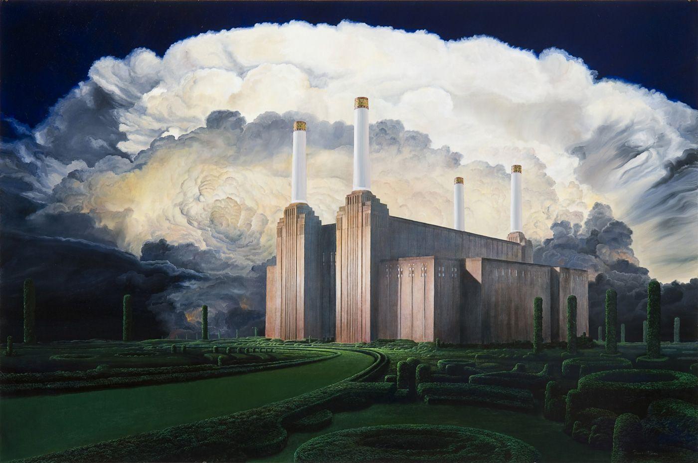 Renee McGinnis » Battersea Power Palace II