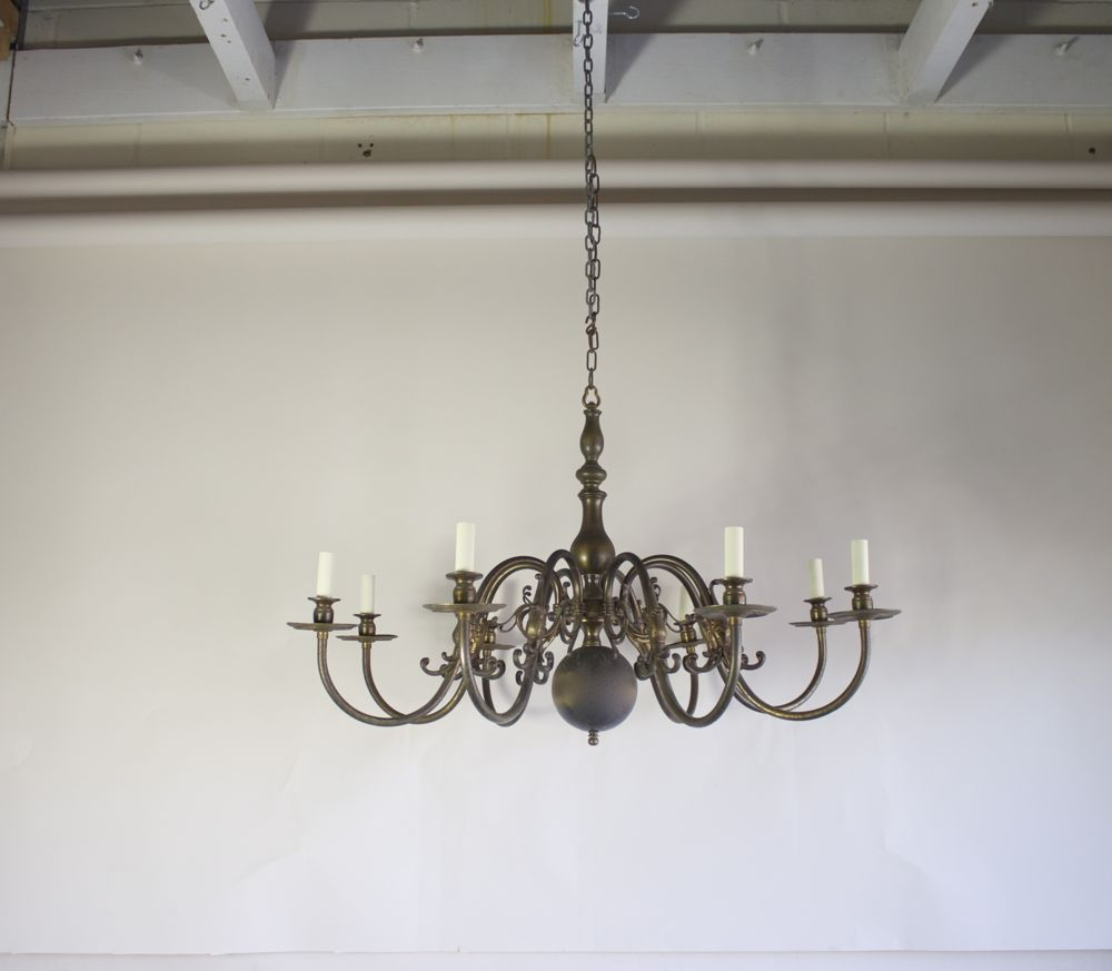 Amazing Dutch Style Chandelier 1 Metre Wide For Big Ceilings From  # Muebles Pikeando
