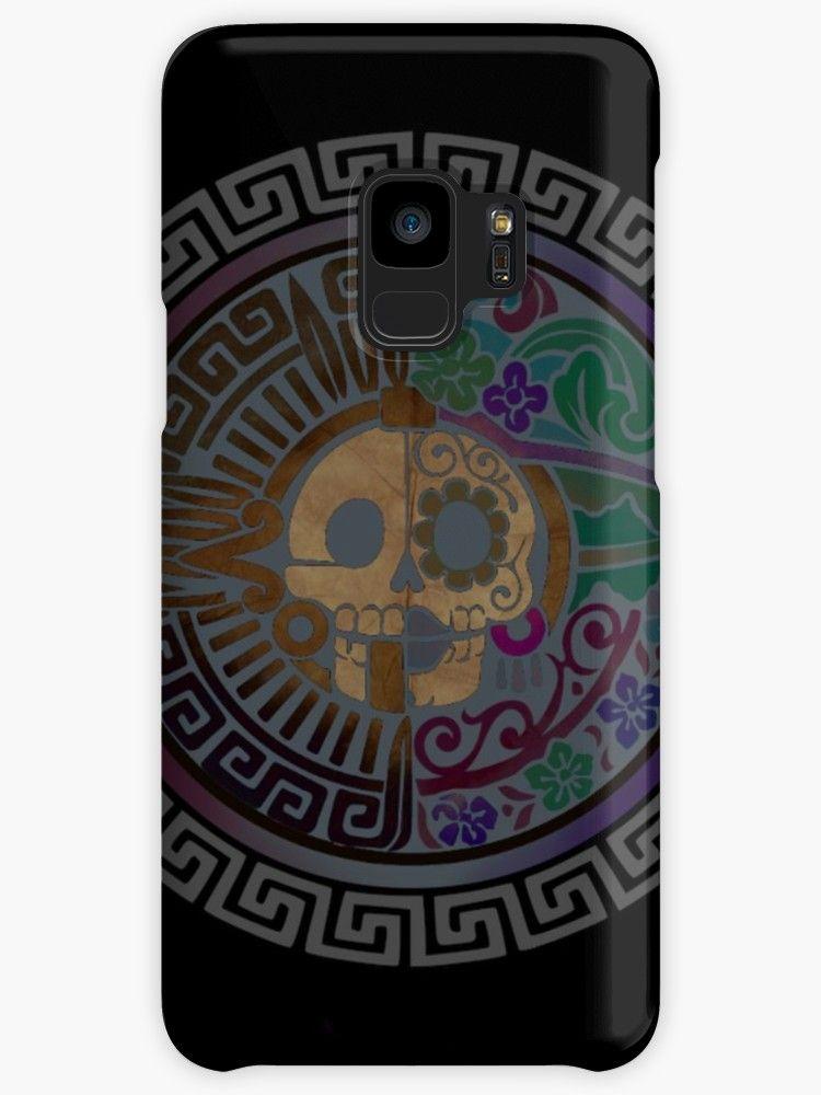Aztec Calendar Design By Umd Case Skin For Samsung Galaxy