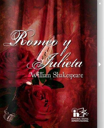 Romeo Y Julieta De William Shakespeare Shakespeare Romeo Y Julieta William Shakespeare