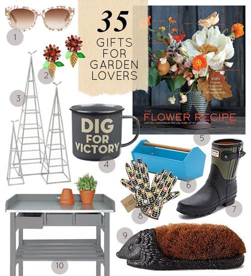 30 Gifts For The Gardener
