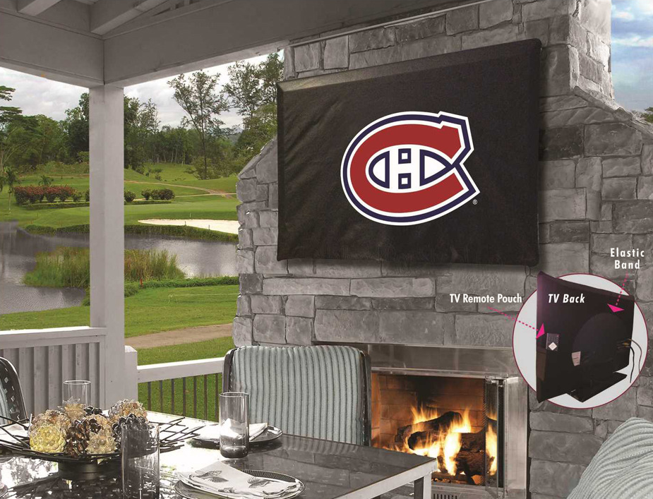 NHL This Montreal Canadiens TV Cover by HBS is handmade