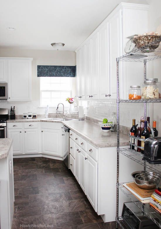 The Updated Kitchen Tour