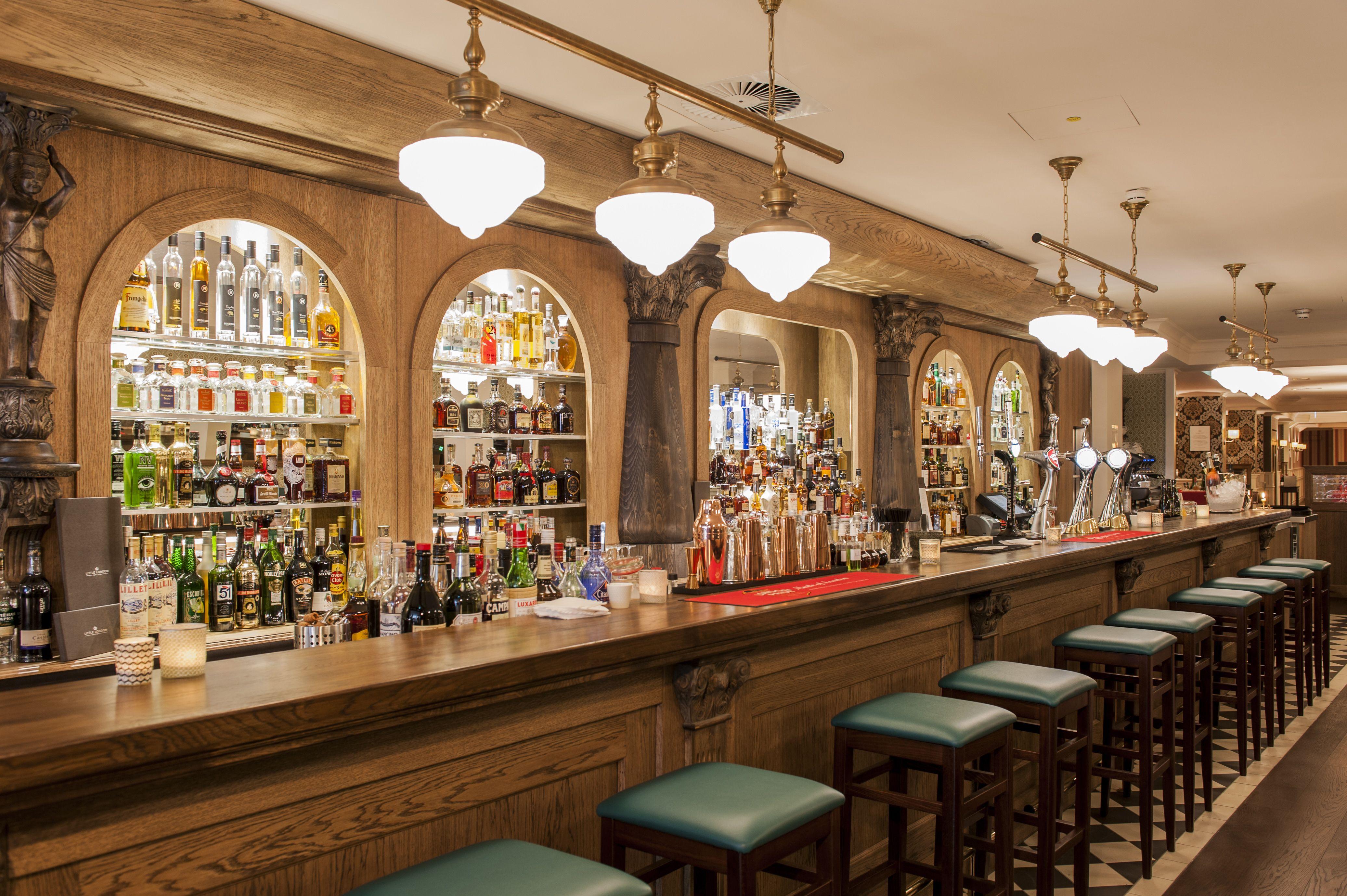Restaurant Little London In Munchen Online Reservieren Munchen London Restaurant