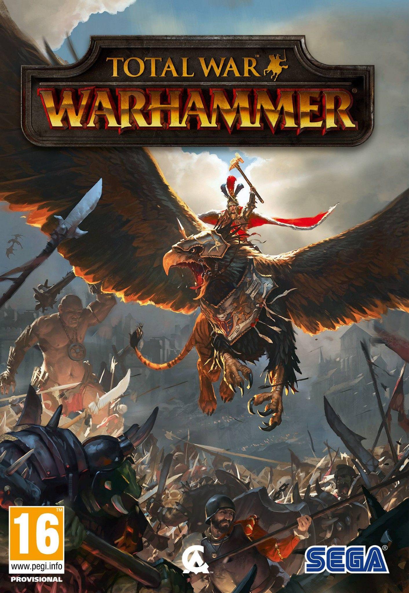 Total War Warhammer Sega video games, Total war, War