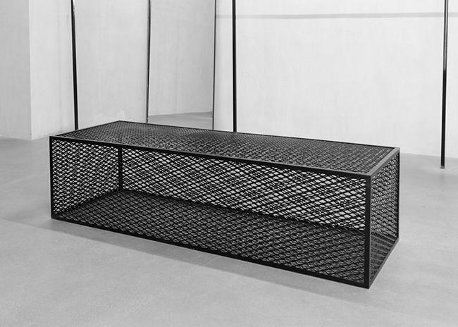 Design Focus Muebles De Metal Entrada De Casas Modernas Diseno Madera