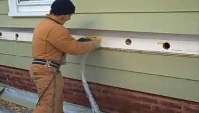 Energy Saving Grants Offer Outside Wall Insulation That Provides A High  Level Of Thermal Efficiency,