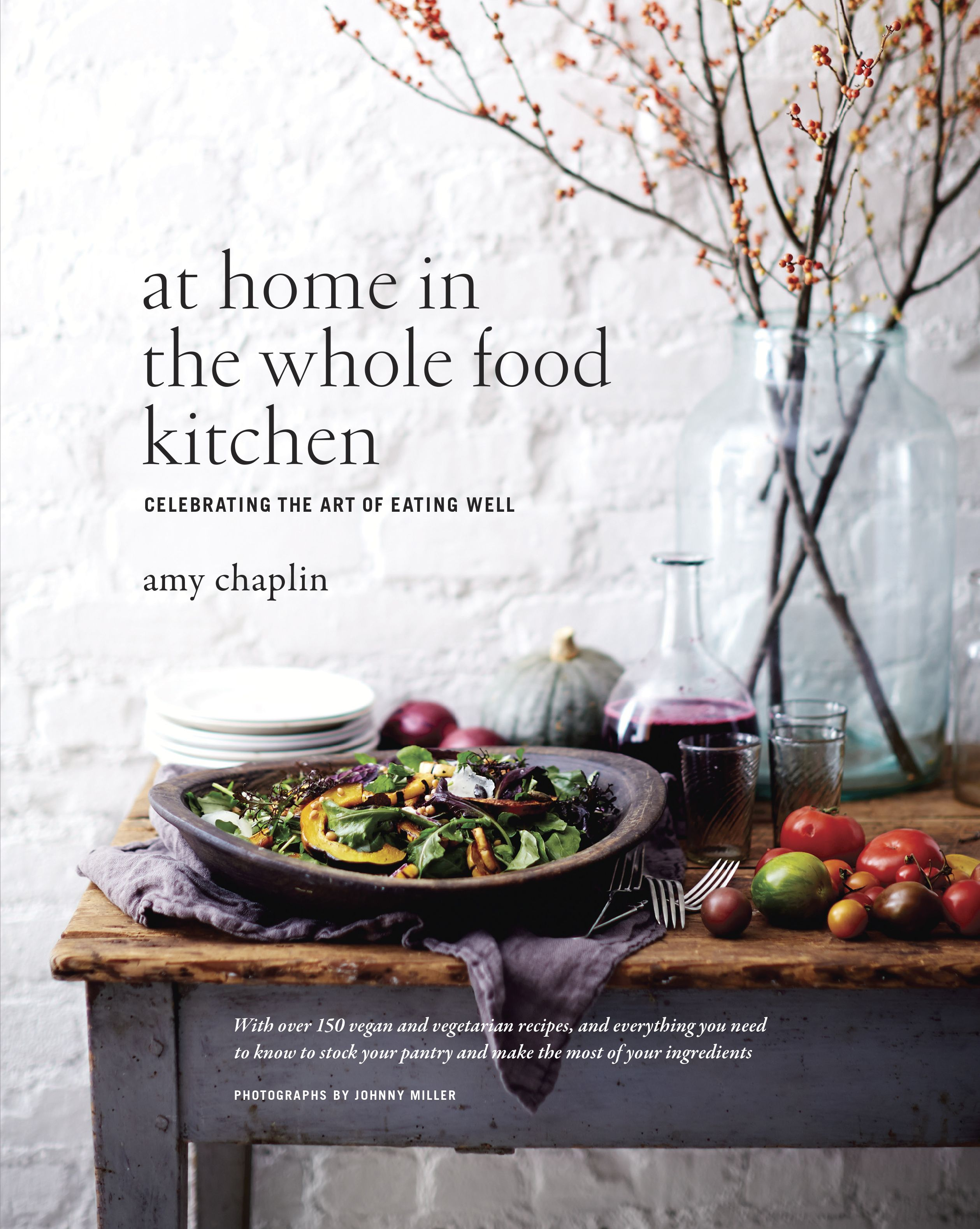 At Home in the Whole Foods Kitchen ~ celebrating the art of eating ...