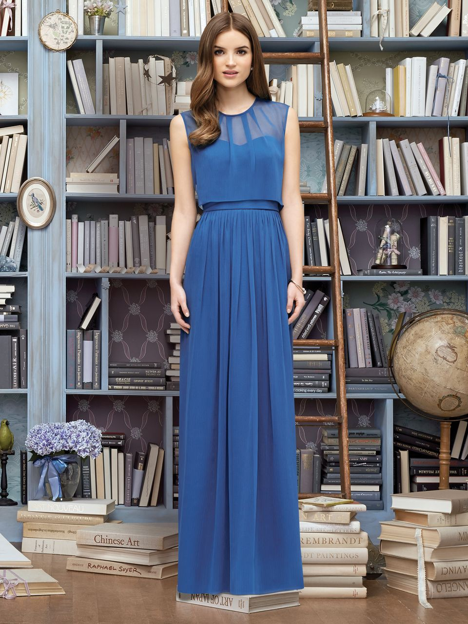 Lela Rose Bridesmaid Dress Style - LR222 | Blush Bridal