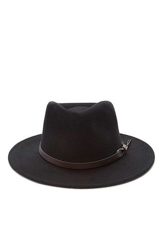 747dd5489b Woolrich Wool Outback Hat | Forever 21 - 2000169616 | little extras ...