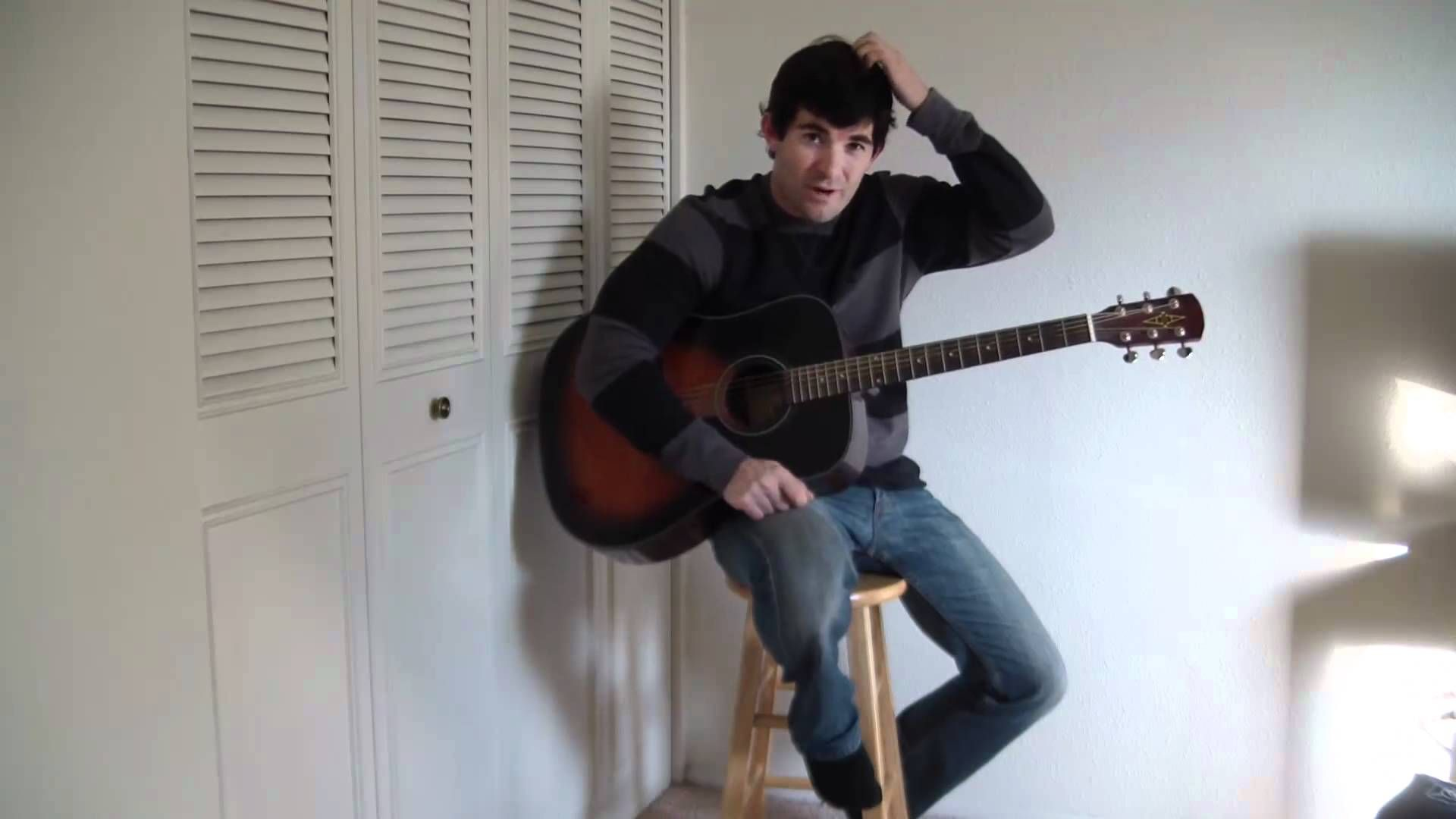 How To Tune Your Guitar To Drop D Guitar Tuning Guitar