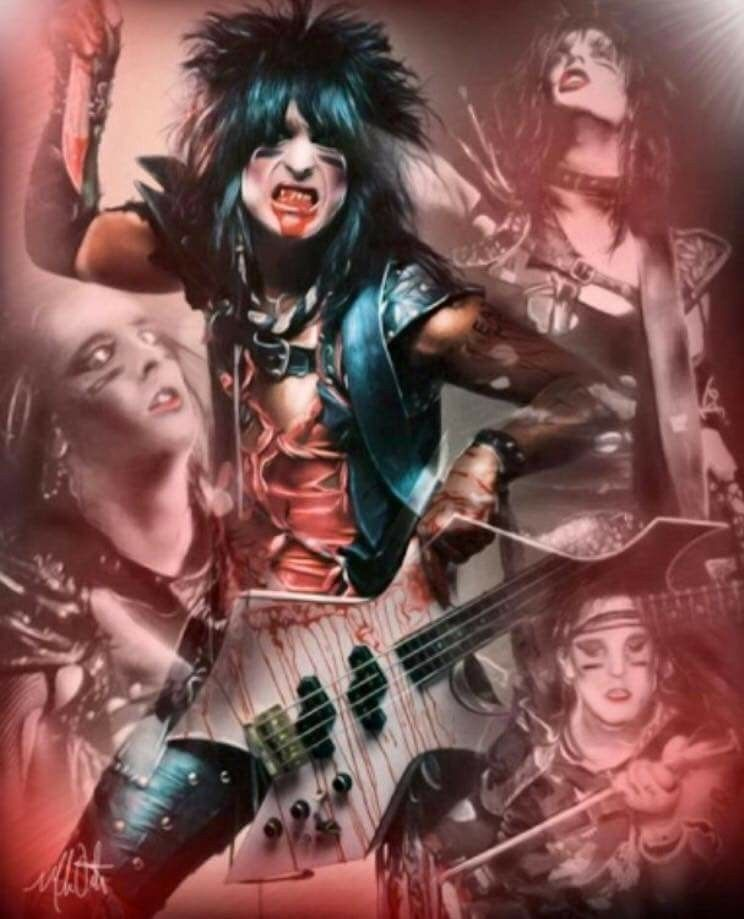 Pin by Esther on ROCK ON/METAL OUT!!! Motley crue, Nikki