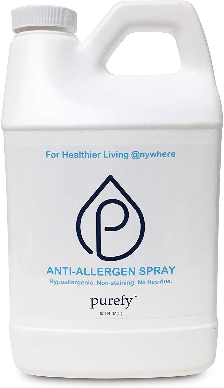 Purefy Anti Allergen Sprayoz Refill Hypoallergeniceliminate