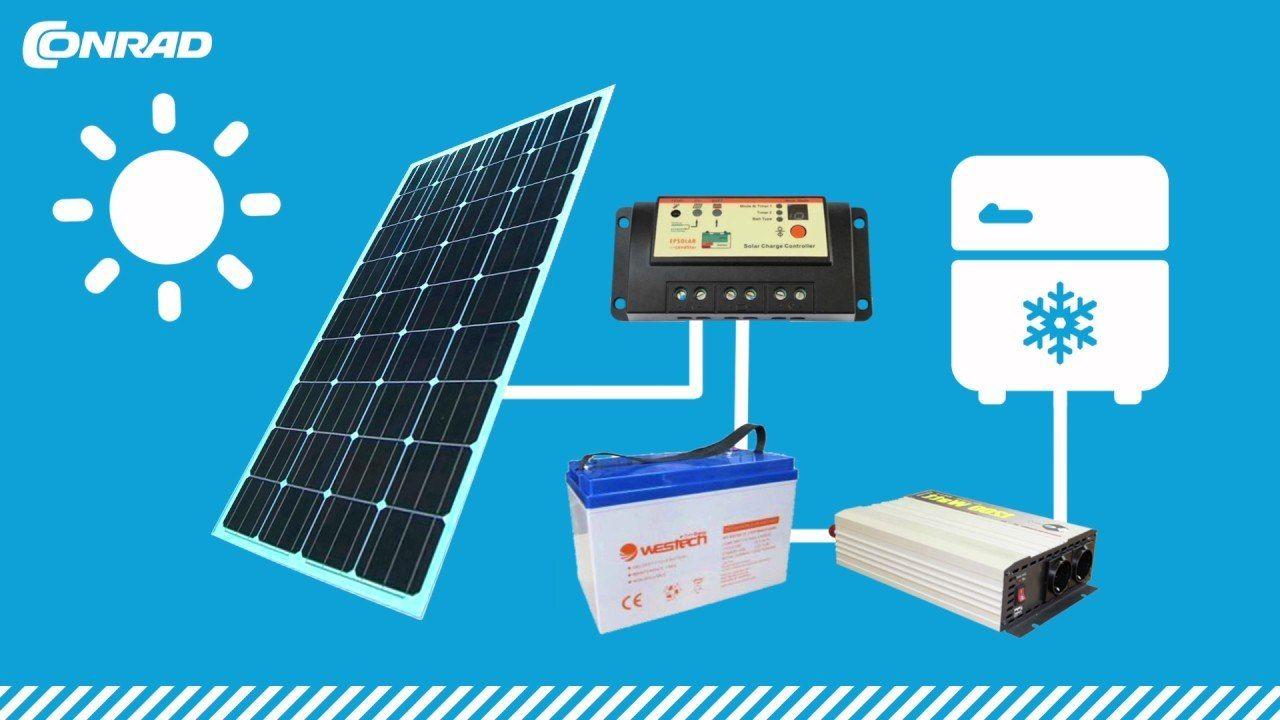 Solarstrom Fur Den Garten Das Ubernimmt Instagram Von Smarte Technik Solar Im Garten Youtube In Solarstrom Fur Den Garten Bathroom Scale