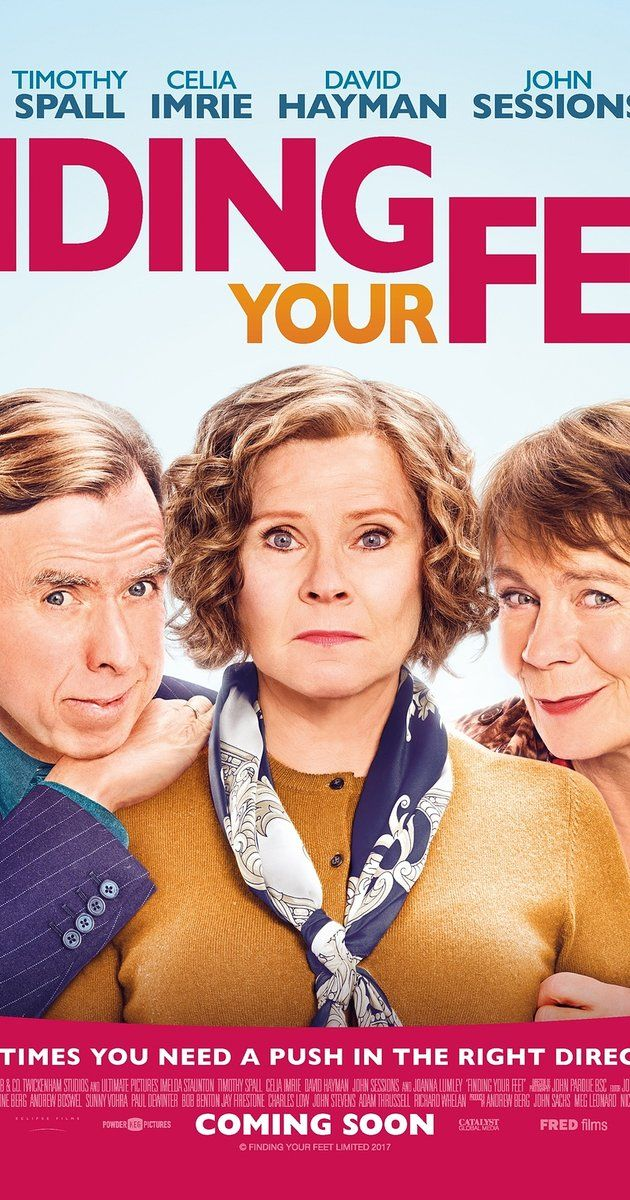 Directed by Richard Loncraine.  With Joanna Lumley, Timothy Spall, Imelda Staunton, Celia Imrie. On the eve of retirement a middle class, judgmental snob discovers her husband has been having an affair with her best friend and is forced into exile with her bohemian sister who lives on an impoverished inner-city council estate.