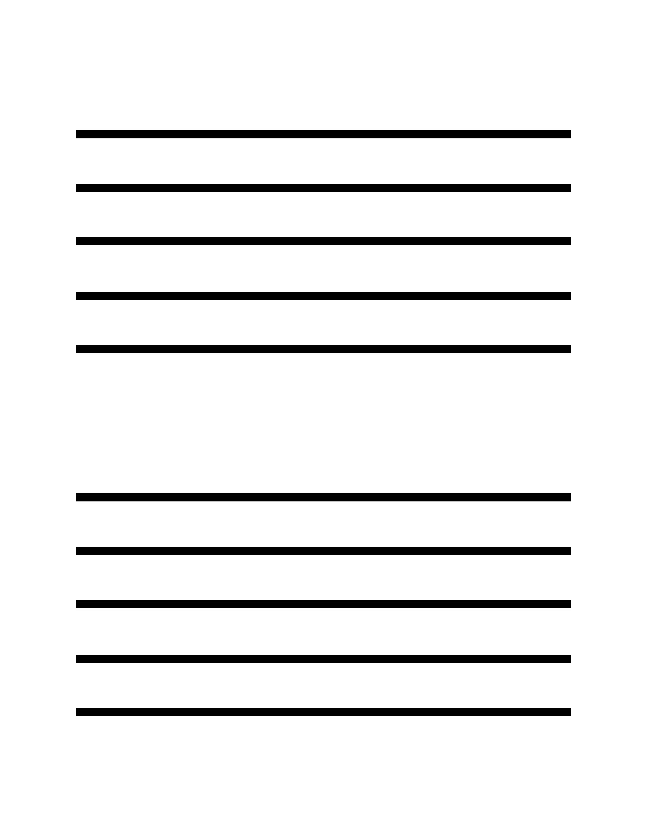 Printable Staff Treble Clef Music Paper Music Paper Blank Sheet Music Treble Clef