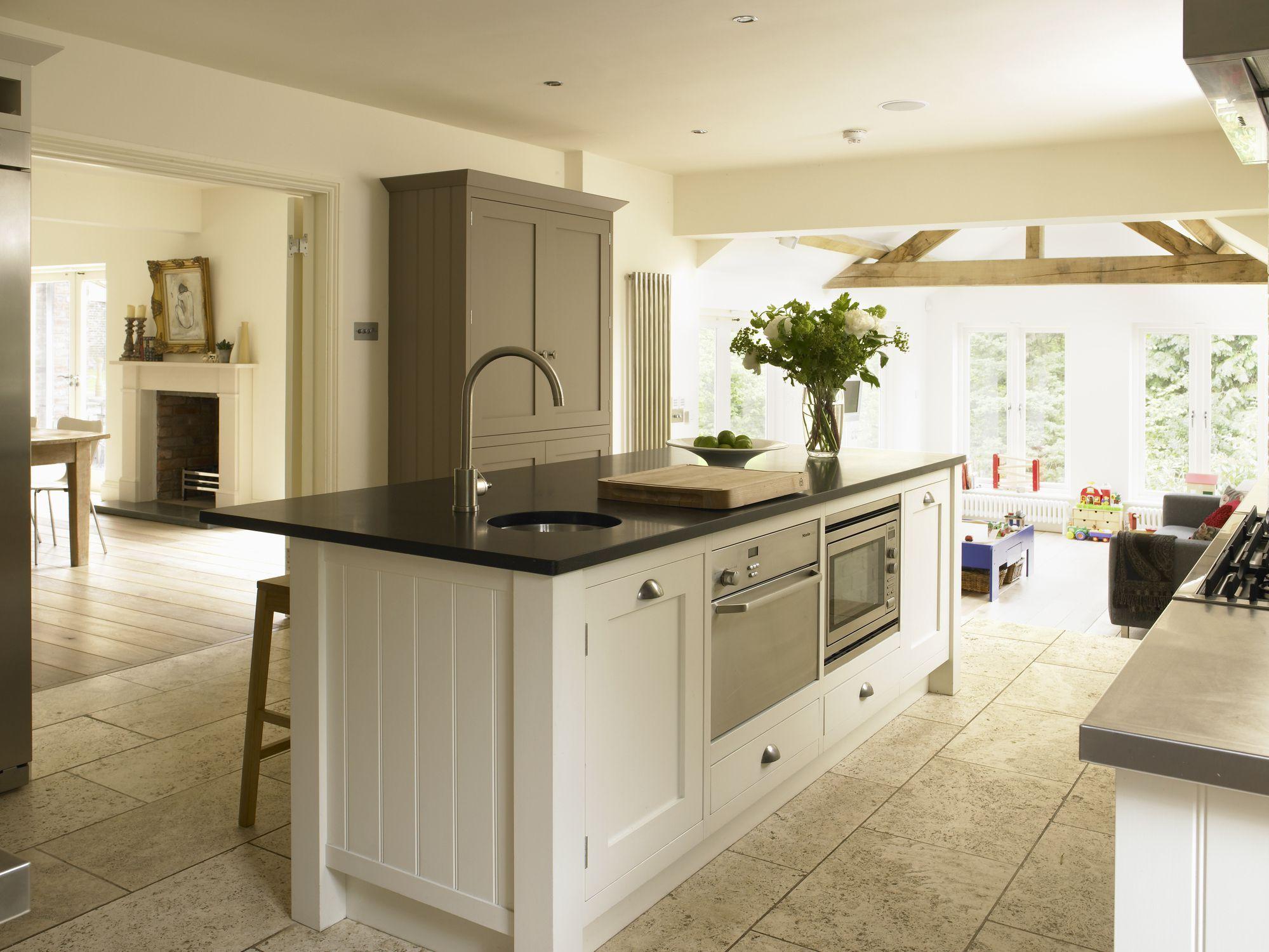 Low Maintenance Kitchen Flooring Ideas Kitchen flooring