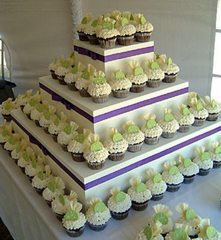 Cupcakes sweet pinterest wedding cake and wedding