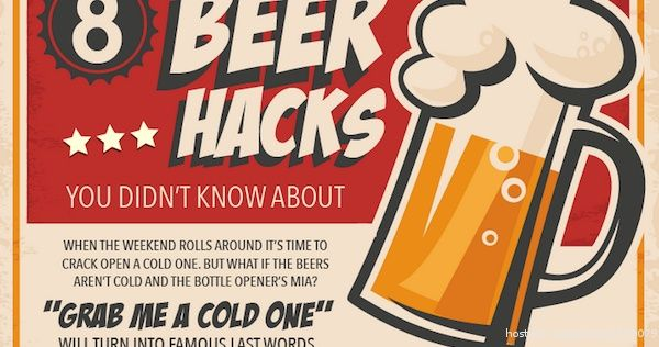 Beer Hacks To Drink Smarter