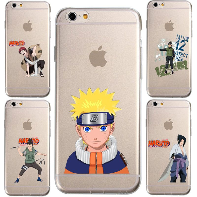 cover iphone 6 naruto