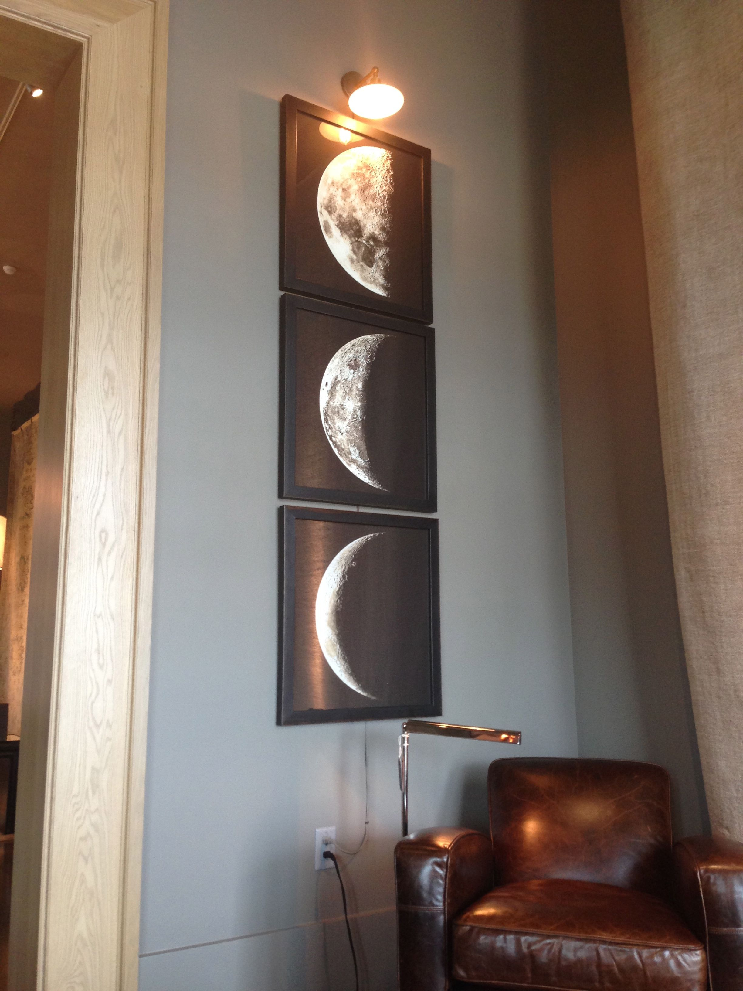 Moon Phases 2 Restoration Hardware Ideas For Study