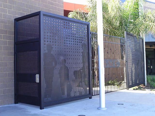 Sme Gate 3 Jpg 640 215 480 Pixels Fences Pinterest