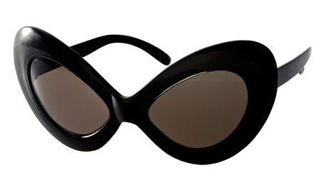 ASOS Extreme Oversized Cat Eye Sunglasses