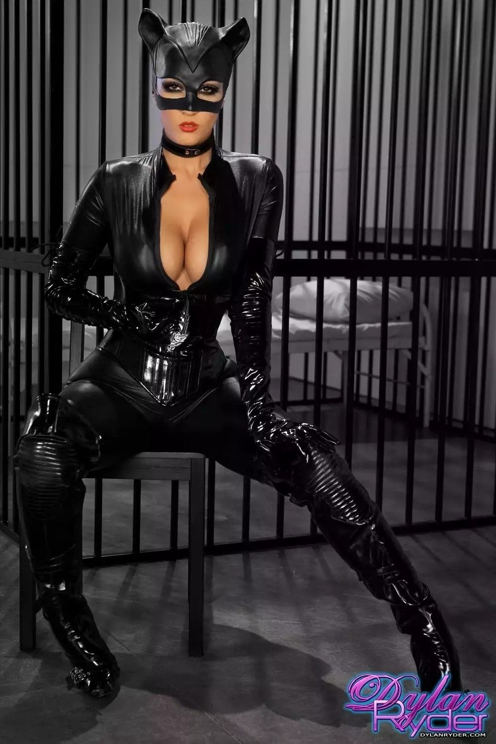 Dylan ryder catwoman