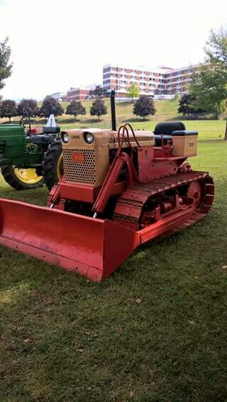 CASE Dozer | tractor | Tractors, Case tractors, Classic tractor