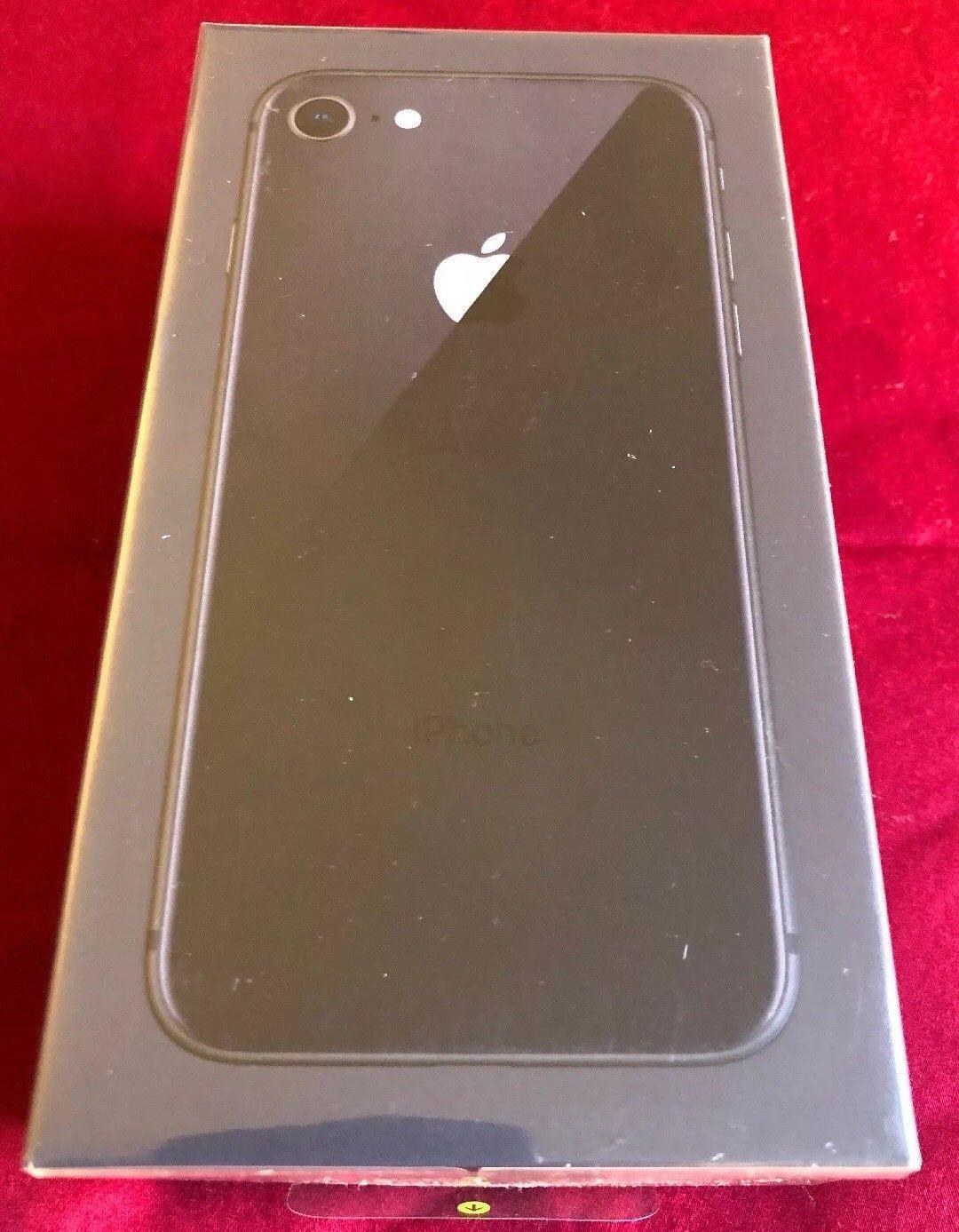 574 99 Iphone 8 Space Gray 64gb Verizon A1863 Cdma Gsm