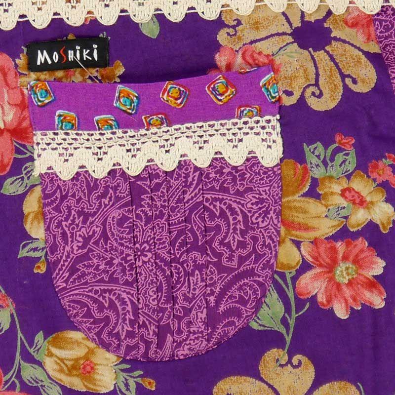 #Moshiki skirt - Butter - detail