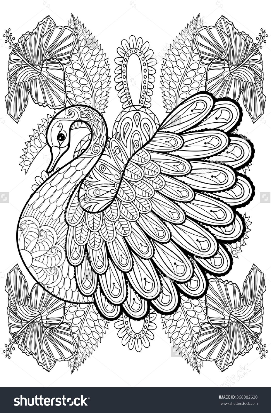 coloring pages for adults flowers - Google Search | Design ...
